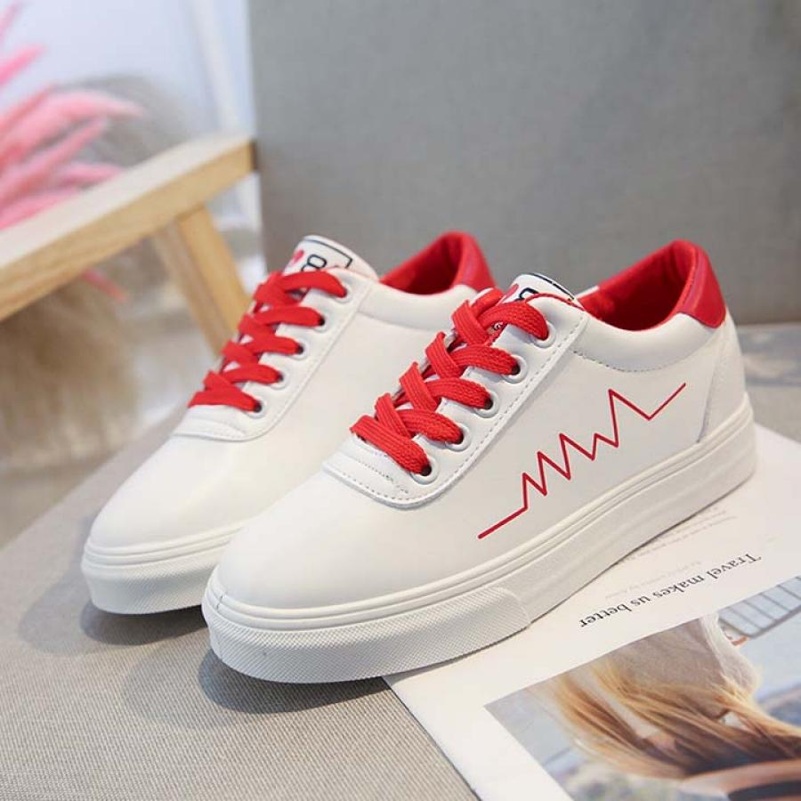 Giày thể thao nữ T17 (Đỏ)