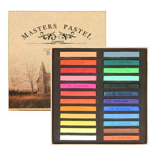 Màu vẽ phấn tiên Master Pastel hộp 24 màu nhập khẩu 2019 - 1876025 , 9188324416187 , 62_14306994 , 165000 , Mau-ve-phan-tien-Master-Pastel-hop-24-mau-nhap-khau-2019-62_14306994 , tiki.vn , Màu vẽ phấn tiên Master Pastel hộp 24 màu nhập khẩu 2019