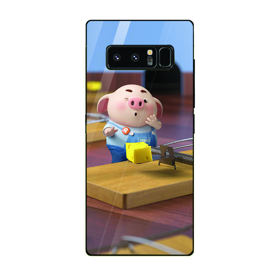 Ốp kính cường lực dành cho điện thoại Samsung Galaxy Note 8 - heo hồng - hh144 - hàng chất lượng cao - 6625884 , 5382735339026 , 62_15878688 , 210000 , Op-kinh-cuong-luc-danh-cho-dien-thoai-Samsung-Galaxy-Note-8-heo-hong-hh144-hang-chat-luong-cao-62_15878688 , tiki.vn , Ốp kính cường lực dành cho điện thoại Samsung Galaxy Note 8 - heo hồng - hh144 -