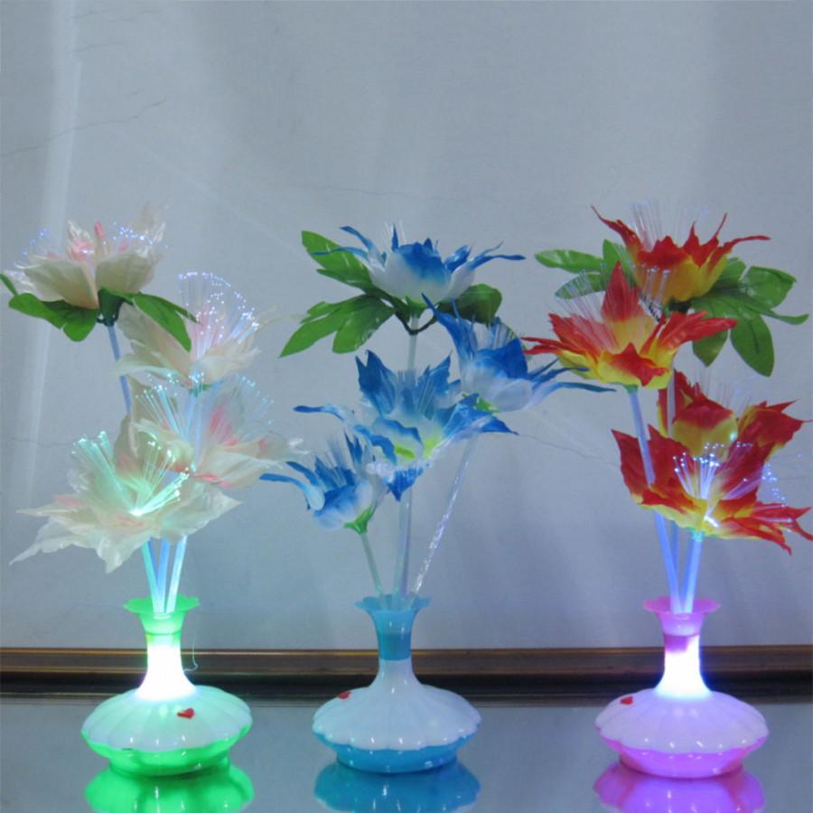 Đèn Nhựa Trang Trí Phòng Ngủ (31 x 10 x 10 cm)