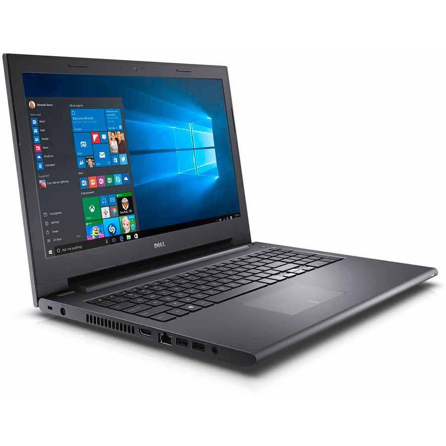 Laptop Dell Inspiron 3543 i3 5005U/4GB/500GB/Win10/- Màn Hình 15.6 Inch Cảm Ứng - Hàng Chính Hãng