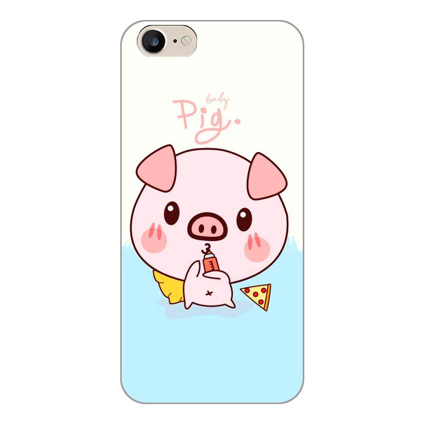Ốp lưng dẻo dành cho Apple iPhone 6 / 6s _Pig 03 - 1109979 , 2027733368595 , 62_14998523 , 200000 , Op-lung-deo-danh-cho-Apple-iPhone-6--6s-_Pig-03-62_14998523 , tiki.vn , Ốp lưng dẻo dành cho Apple iPhone 6 / 6s _Pig 03