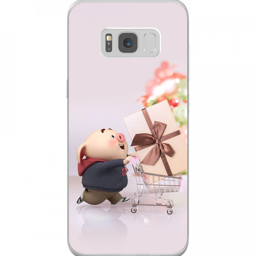 Ốp Lưng Cho Điện Thoại Samsung Galaxy S8 Plus - Mẫu aheocon 106