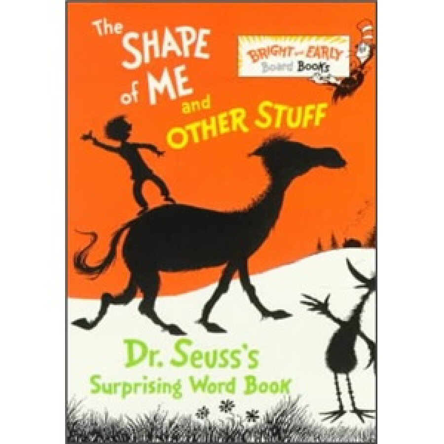 The Shape of Me and Other StuffBoard Book