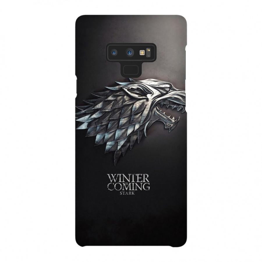 Ốp Lưng Cho Điện Thoại Samsung Galaxy Note 9 Game Of Thrones - Mẫu 371