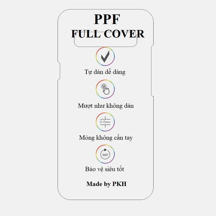Dán dẻo PPF dành cho Samsung S10 5G mặt sau - 1919211 , 2648877934929 , 62_14641298 , 188000 , Dan-deo-PPF-danh-cho-Samsung-S10-5G-mat-sau-62_14641298 , tiki.vn , Dán dẻo PPF dành cho Samsung S10 5G mặt sau
