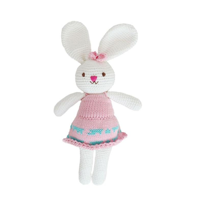 Thỏ Bé Tita - Thú len Handmade Wowlen