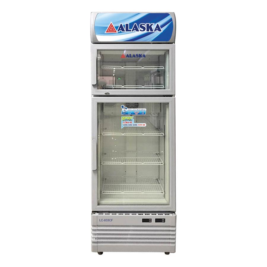 Tủ Mát Alaska LC-833CF (500L)