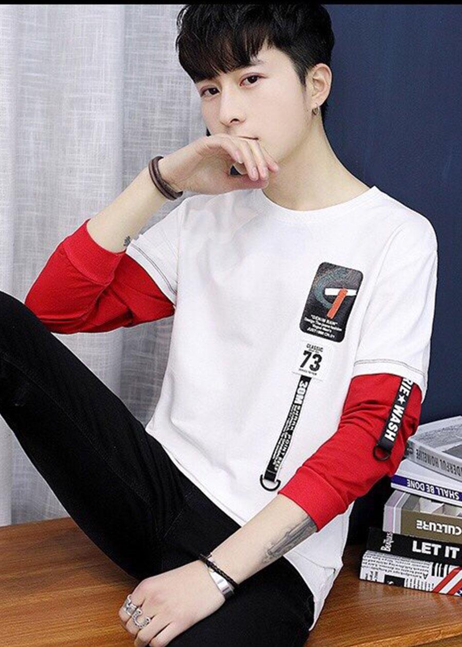Áo thun nam tay dài thời trang Hàn Quốc MT-01 - 1967626 , 8121132259783 , 62_14838766 , 167000 , Ao-thun-nam-tay-dai-thoi-trang-Han-Quoc-MT-01-62_14838766 , tiki.vn , Áo thun nam tay dài thời trang Hàn Quốc MT-01