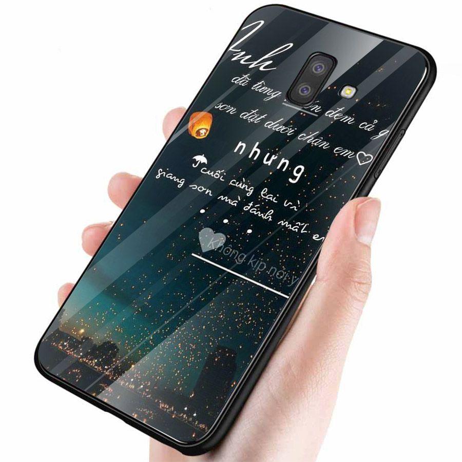 Ốp kính cường lực dành cho điện thoại Samsung Galaxy J4 - J6 - J6 PLUS/J6 PRIME - J8 - lời trích - tâm trạng - tam041 - 2306119 , 6743012791743 , 62_14834152 , 205000 , Op-kinh-cuong-luc-danh-cho-dien-thoai-Samsung-Galaxy-J4-J6-J6-PLUS-J6-PRIME-J8-loi-trich-tam-trang-tam041-62_14834152 , tiki.vn , Ốp kính cường lực dành cho điện thoại Samsung Galaxy J4 - J6 - J6 PLUS/