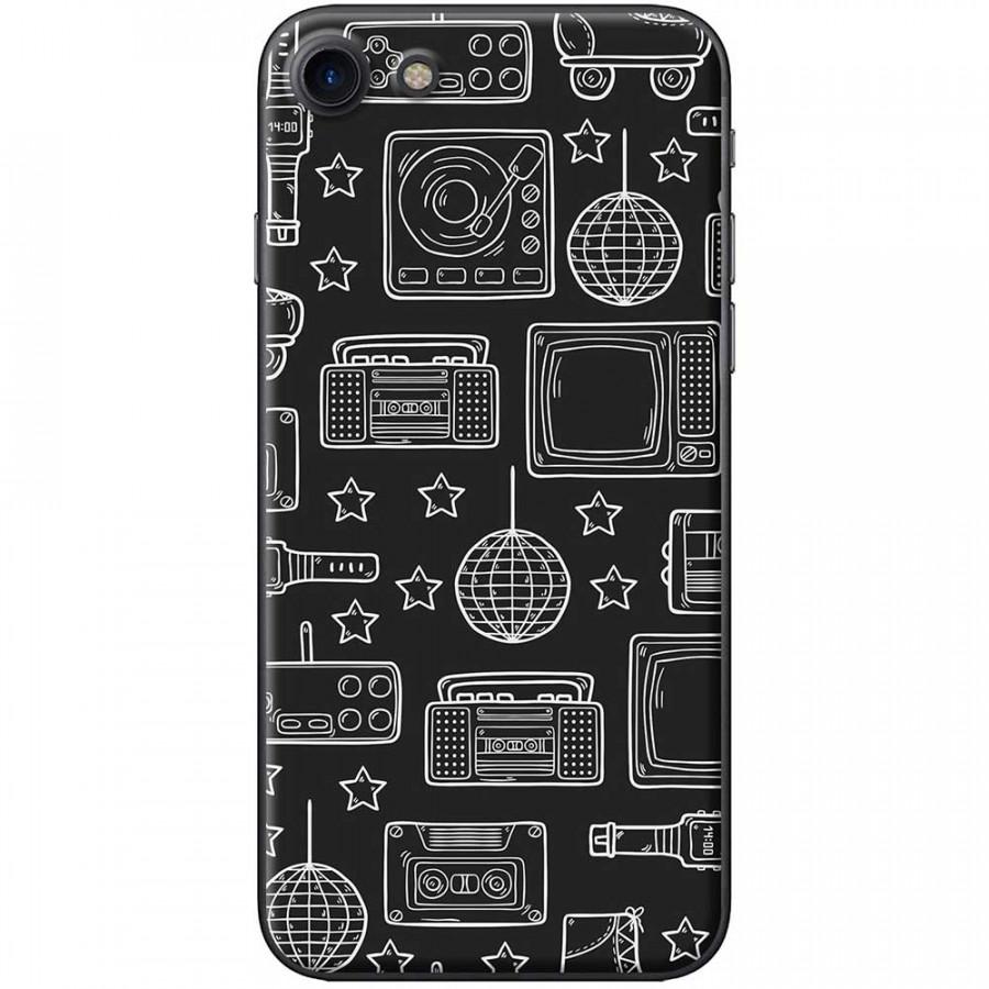 Ốp lưng dành cho iPhone 7 mẫu Đồ điện tử