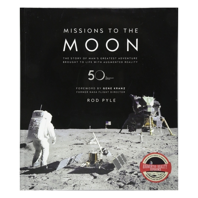 Missions To The Moon - 1278860 , 7074209034817 , 62_11855800 , 803000 , Missions-To-The-Moon-62_11855800 , tiki.vn , Missions To The Moon