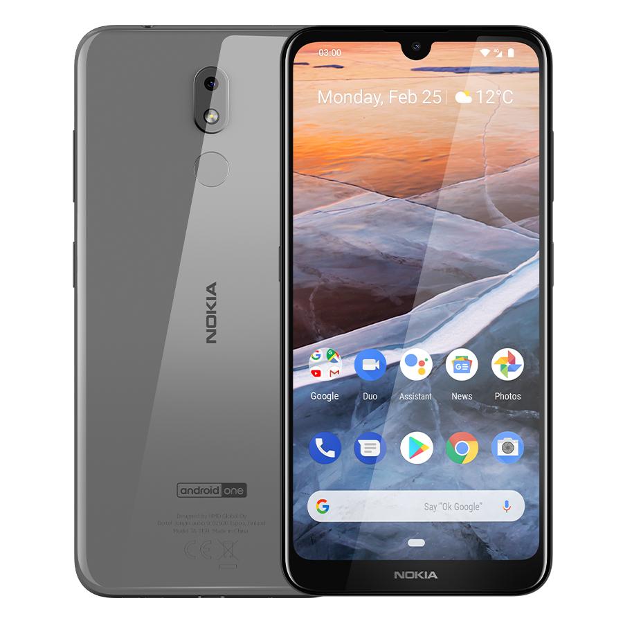 Điện Thoại Nokia 3.2 (3GB/32GB) - Hàng Chính Hãng - 2376878 , 5009761168658 , 62_15663701 , 3990000 , Dien-Thoai-Nokia-3.2-3GB-32GB-Hang-Chinh-Hang-62_15663701 , tiki.vn , Điện Thoại Nokia 3.2 (3GB/32GB) - Hàng Chính Hãng
