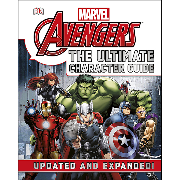Marvel The Avengers The Ultimate Character Guide - 9456386 , 6840417183231 , 62_2376615 , 330000 , Marvel-The-Avengers-The-Ultimate-Character-Guide-62_2376615 , tiki.vn , Marvel The Avengers The Ultimate Character Guide