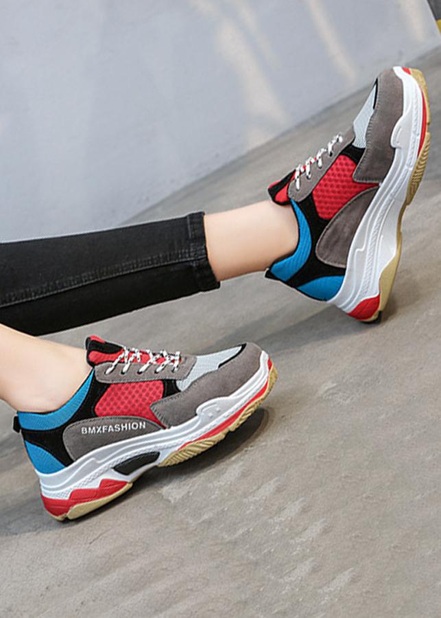 Giày sneaker nữ đa sắc , chất liệu cao cấp 96501 - 2308494 , 7351269552025 , 62_14856780 , 608000 , Giay-sneaker-nu-da-sac-chat-lieu-cao-cap-96501-62_14856780 , tiki.vn , Giày sneaker nữ đa sắc , chất liệu cao cấp 96501