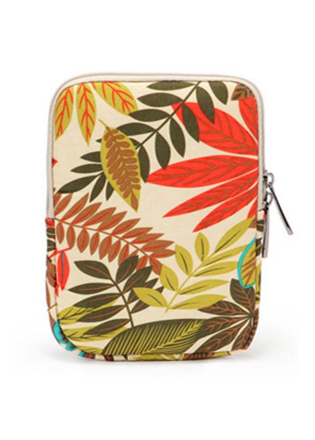 Túi bảo vệ cho máy đọc sách kindle 6inch họa tiết hoa văn