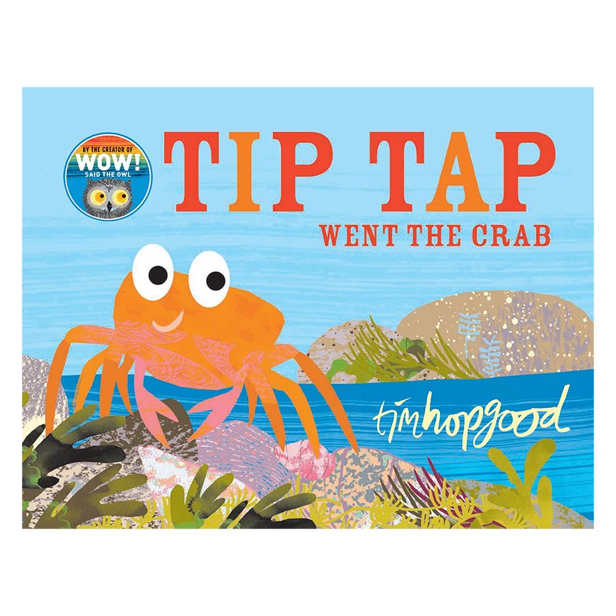 TIP TAP Went the Crab - 1082413 , 8251260719863 , 62_3941333 , 231000 , TIP-TAP-Went-the-Crab-62_3941333 , tiki.vn , TIP TAP Went the Crab