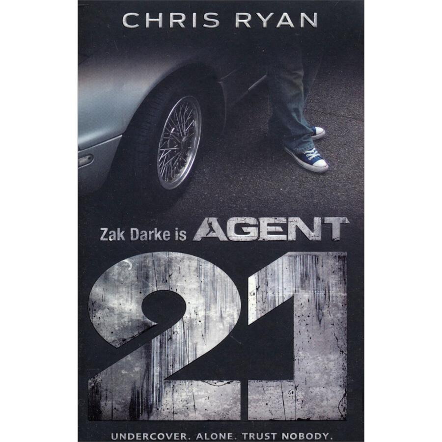 Agent 21 - 1318719 , 9373314761433 , 62_5306639 , 191000 , Agent-21-62_5306639 , tiki.vn , Agent 21