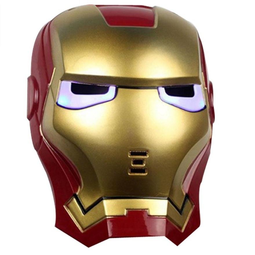 Mặt nạ người sắt Iron Man có đèn phát sáng cho bé hóa trang Halloween - 1368986 , 7682624276912 , 62_6512239 , 90000 , Mat-na-nguoi-sat-Iron-Man-co-den-phat-sang-cho-be-hoa-trang-Halloween-62_6512239 , tiki.vn , Mặt nạ người sắt Iron Man có đèn phát sáng cho bé hóa trang Halloween