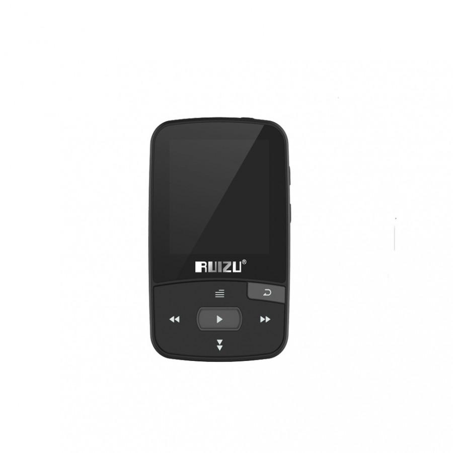Máy nghe nhạc mp3,mp4 Lossless thể thao bluetooth 4.0 RUIZU X50 8GB Hàng Nhập Khẩu
