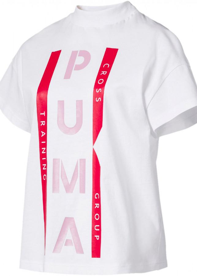 Áo thun thể thao nữ Puma XTG Graphic (Đen - Trắng) - 5029462 , 1269135427369 , 62_14966937 , 1830000 , Ao-thun-the-thao-nu-Puma-XTG-Graphic-Den-Trang-62_14966937 , tiki.vn , Áo thun thể thao nữ Puma XTG Graphic (Đen - Trắng)