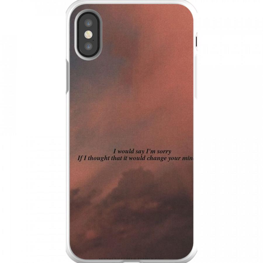 Ốp Lưng Cho Điện Thoại iPhone XS MAX - Mẫu TAMTRANG1100