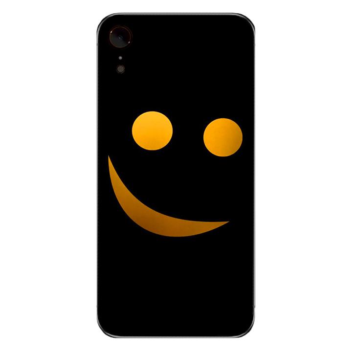 Ốp lưng dẻo cho điện thoại Iphone XR_Smile 03