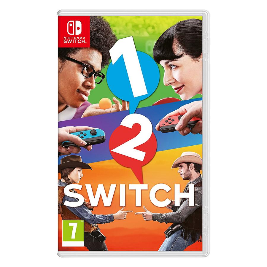 Đĩa Game Nintendo Switch 1 2 Switch
