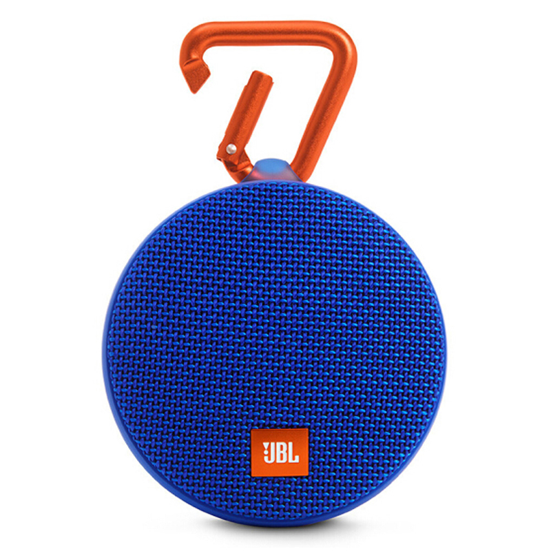 JBL Clip2 Wireless Bluetooth 4.2 Speaker Portable IPX7 Waterproof Outdoor Speakers Rechargeable Battery with Hook 3.5mm