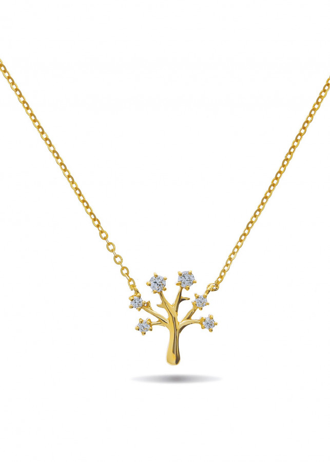 Dây chuyền Huy Thanh Jewelry DCMAMD138