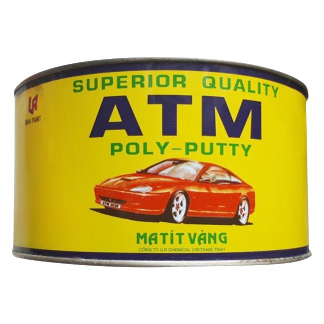 Bột Trét Đa Năng Matit Vàng ATM - 1104197 , 3025398976376 , 62_4273723 , 197000 , Bot-Tret-Da-Nang-Matit-Vang-ATM-62_4273723 , tiki.vn , Bột Trét Đa Năng Matit Vàng ATM