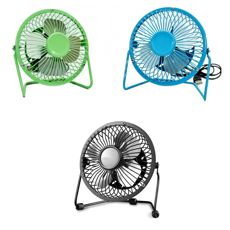 Combo 3 Quạt USB Mini Fan Lồng Sắt 4 inches - 1765762 , 8935318743320 , 62_13516882 , 259000 , Combo-3-Quat-USB-Mini-Fan-Long-Sat-4-inches-62_13516882 , tiki.vn , Combo 3 Quạt USB Mini Fan Lồng Sắt 4 inches