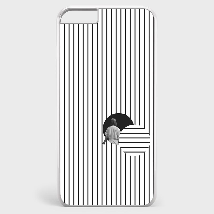 Ốp Lưng Dẻo Dành Cho Iphone 6 Plus In Hình Art Print 73