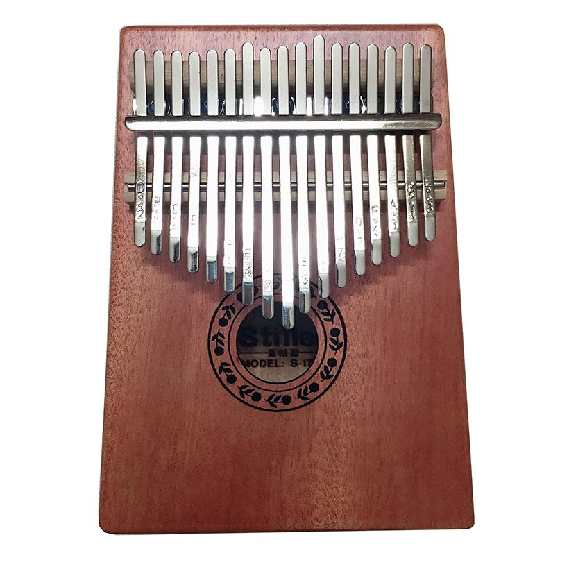 Đàn Kalimba Stiller cao cấp 17 phím, Thumb Piano 17 keys - Gỗ Hồng Đào 2019 Tặng kèm khóa học miễn phí - 1579609 , 2194059809993 , 62_10395213 , 799000 , Dan-Kalimba-Stiller-cao-cap-17-phim-Thumb-Piano-17-keys-Go-Hong-Dao-2019-Tang-kem-khoa-hoc-mien-phi-62_10395213 , tiki.vn , Đàn Kalimba Stiller cao cấp 17 phím, Thumb Piano 17 keys - Gỗ Hồng Đào 2019 T