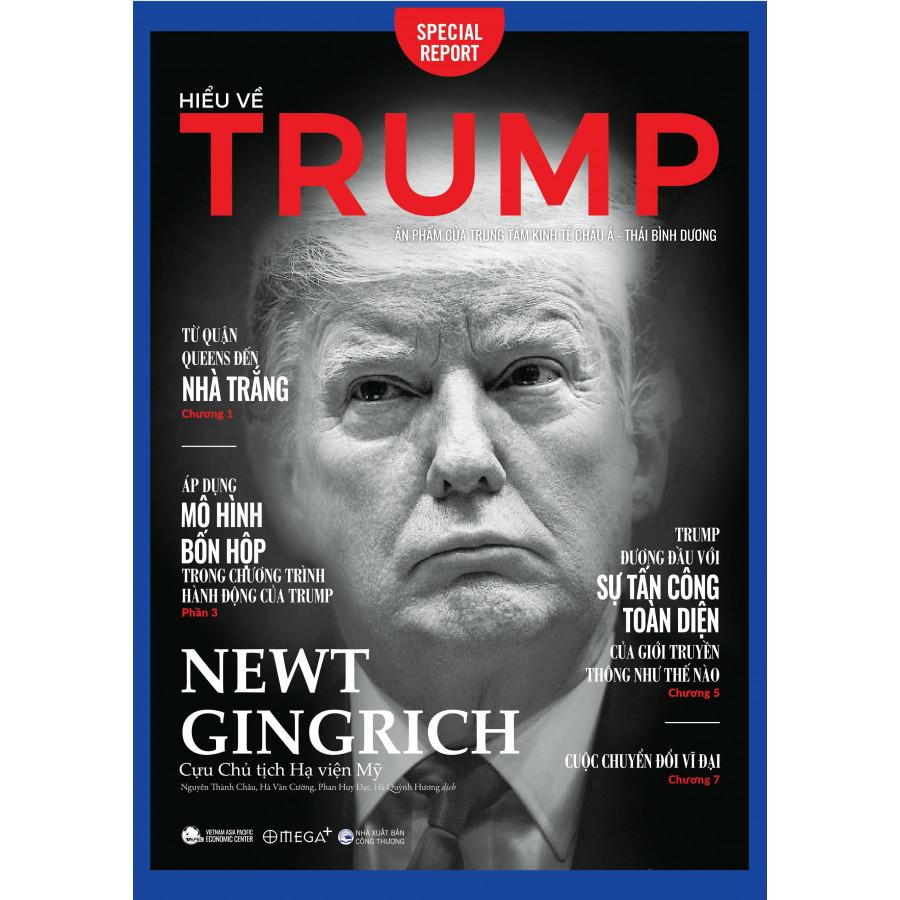 Hiểu Về Trump - 1631134 , 3697949448184 , 62_12192456 , 249000 , Hieu-Ve-Trump-62_12192456 , tiki.vn , Hiểu Về Trump