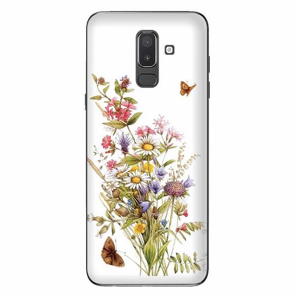 Ốp Lưng Dành Cho Samsung Galaxy J8 - Mẫu 1