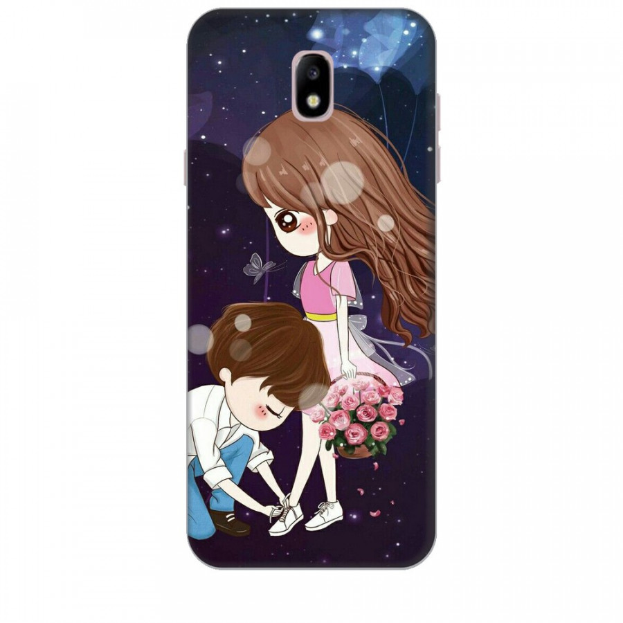 Ốp lưng dành cho điện thoại Samsung Galaxy J7 2017 - J7 Plus - J7 PRO - Tình Yêu Của Anh