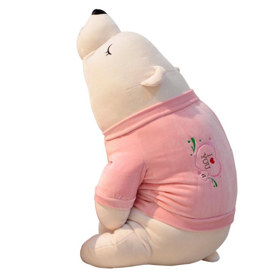 Gấu Nhồi Bông Polar Cikoo - 886931 , 7167811520004 , 62_4242225 , 1011000 , Gau-Nhoi-Bong-Polar-Cikoo-62_4242225 , tiki.vn , Gấu Nhồi Bông Polar Cikoo