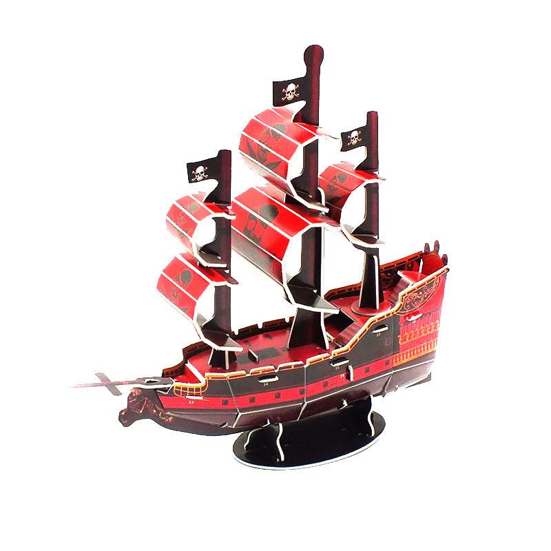 Mô hình giấy tàu thuyền - 2280825 , 7966681077638 , 62_14619612 , 90000 , Mo-hinh-giay-tau-thuyen-62_14619612 , tiki.vn , Mô hình giấy tàu thuyền