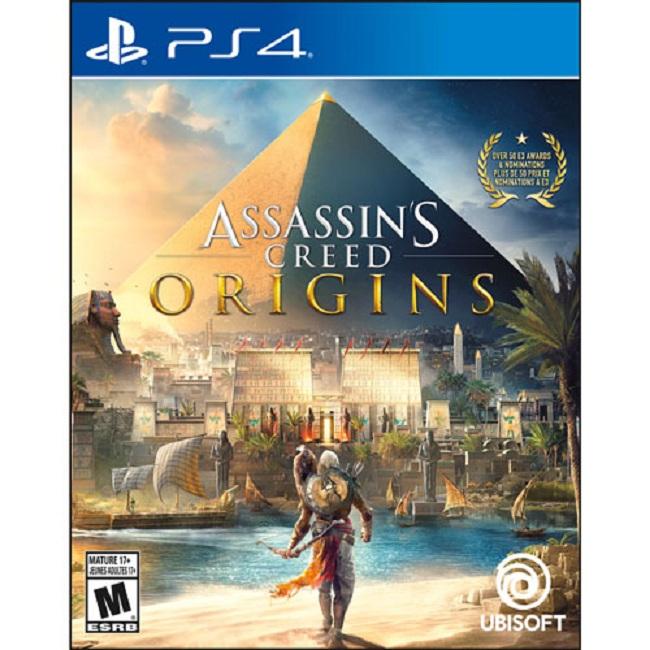 Đĩa Game Ps4: Assassin