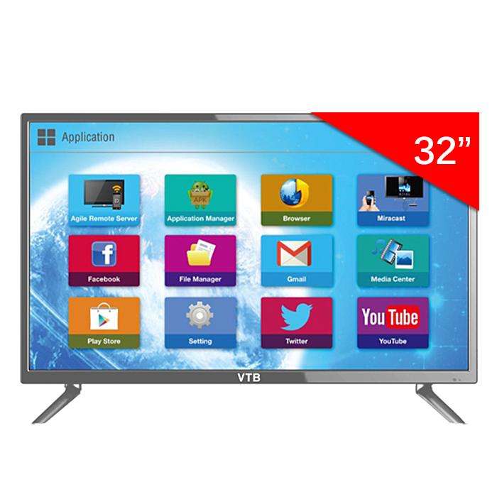 Smart Tivi VTB 32 inch HD LV3275SM - Hàng Chính Hãng