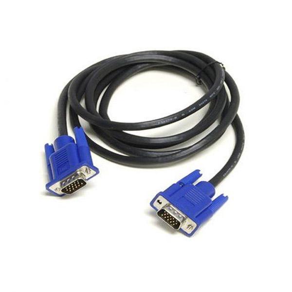 Cáp tín hiệu VGA SS 1.5M đen loại tốt