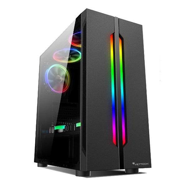 Vỏ case máy tính VIETTECH Duty X8 - Mới hàng chính hãng