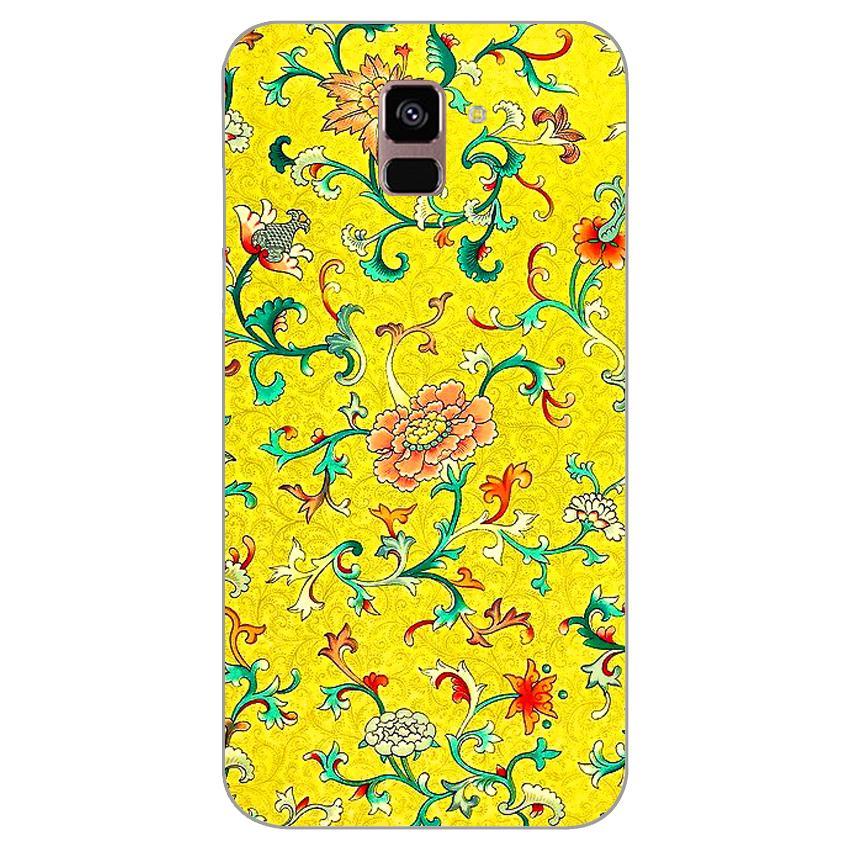 Ốp lưng dẻo cho Samsung Galaxy A8 Plus 2018_DHCL 02