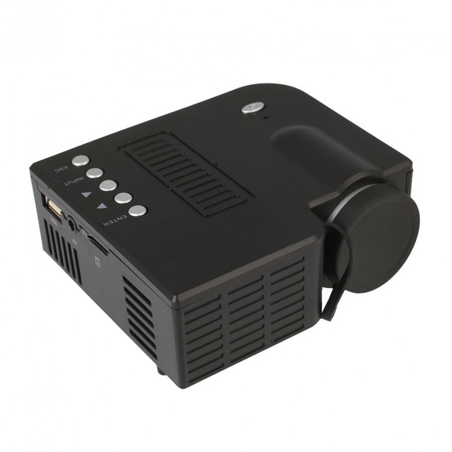 Máy Chiếu Mini UC28A HD LED Hỗ Trợ Thẻ Nhớ TF EU Plug - 1739997 , 2731851582961 , 62_12255715 , 1623000 , May-Chieu-Mini-UC28A-HD-LED-Ho-Tro-The-Nho-TF-EU-Plug-62_12255715 , tiki.vn , Máy Chiếu Mini UC28A HD LED Hỗ Trợ Thẻ Nhớ TF EU Plug