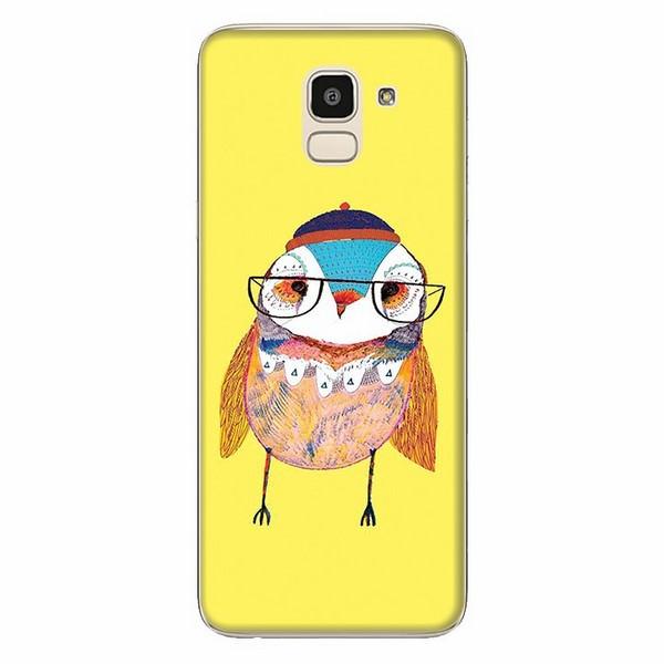 Ốp Lưng Dành Cho Samsung Galaxy J6 - Mẫu 81