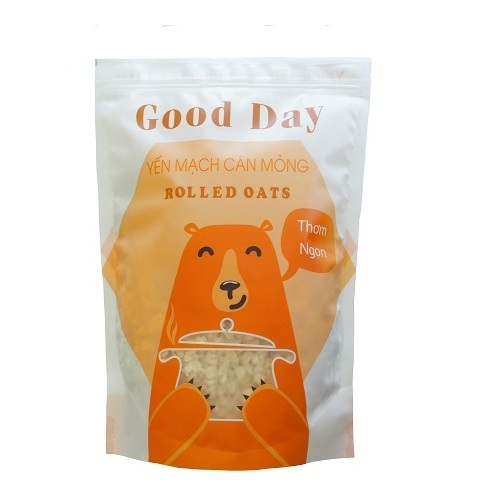 Yến Mạch Cán Mỏng Good Day (500g) - 928450 , 9739619643407 , 62_1958015 , 59000 , Yen-Mach-Can-Mong-Good-Day-500g-62_1958015 , tiki.vn , Yến Mạch Cán Mỏng Good Day (500g)