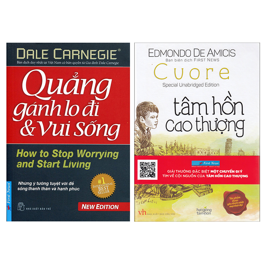 Combo Tâm Hồn Cao Thượng + Quẳng Gánh Lo Đi Và Vui Sống (2 Cuốn) - 812333 , 5059536918193 , 62_14763523 , 234000 , Combo-Tam-Hon-Cao-Thuong-Quang-Ganh-Lo-Di-Va-Vui-Song-2-Cuon-62_14763523 , tiki.vn , Combo Tâm Hồn Cao Thượng + Quẳng Gánh Lo Đi Và Vui Sống (2 Cuốn)