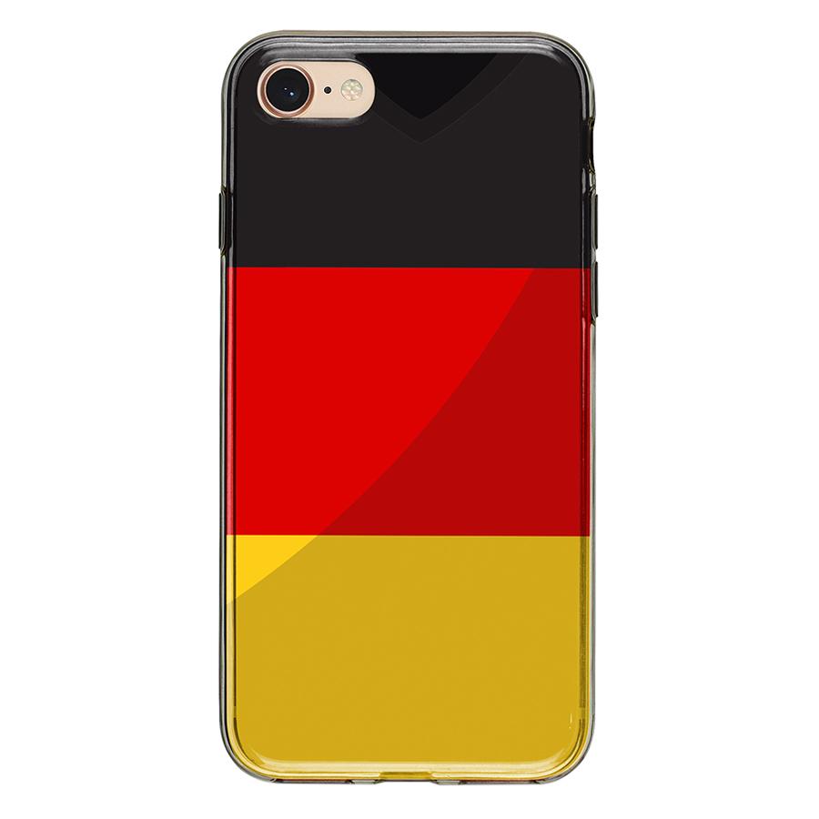 Ốp Lưng Mika Cho iPhone 7 / 8 GERMANY-C-IP7