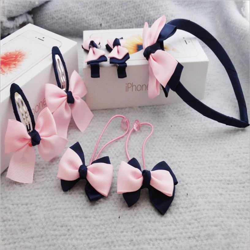Bộ bờm - nơ kẹp tóc - dây buộc tóc 7 món cho bé gái - 903054 , 3211036542366 , 62_4419029 , 120000 , Bo-bom-no-kep-toc-day-buoc-toc-7-mon-cho-be-gai-62_4419029 , tiki.vn , Bộ bờm - nơ kẹp tóc - dây buộc tóc 7 món cho bé gái